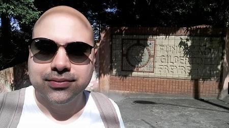Pablo González Velasco é o antropólogo e pesquisador espanhol que publicou novos dados sobre a desconhecida biografia cantagalense de Américo Castro