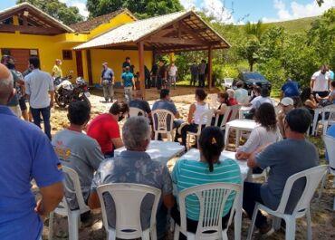 ACIACAN realizou várias visitas técnicas e reuniões com os representantes da empresa Rio Fish